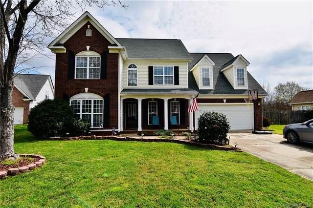 1506 Williamsburg Lane, Monroe, NC 28110 (#3514060) :: Zanthia Hastings Team