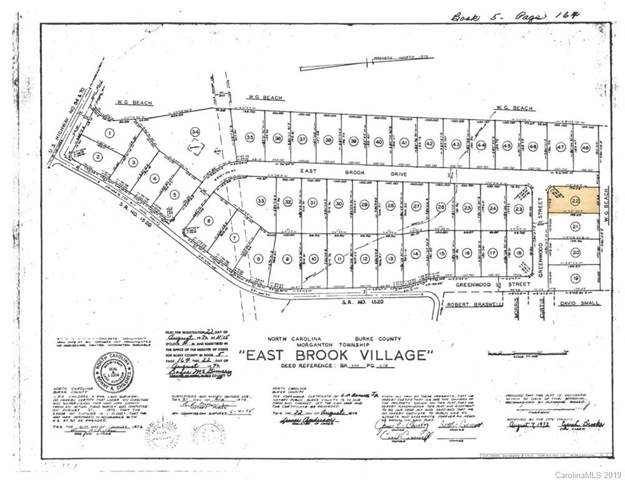 1921 Eastbrook Circle #22, Morganton, NC 28655 (#3514798) :: Stephen Cooley Real Estate Group