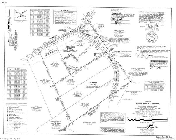 00000 Womack Road, Mill Spring, NC 28756 (#3519692) :: IDEAL Realty