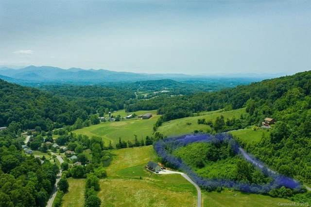 3 Serenity Mountain Lane Lots 18 & 19, Mars Hill, NC 28754 (MLS #3519780) :: RE/MAX Journey