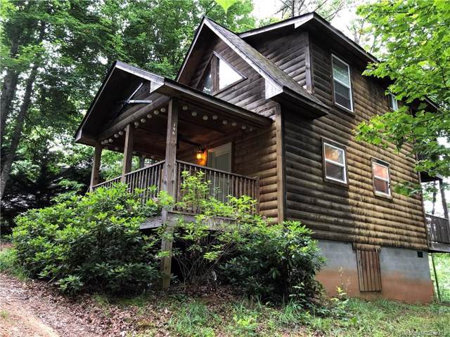 196 Conifer Drive, Whittier, NC 28789 (#3520616) :: MOVE Asheville Realty