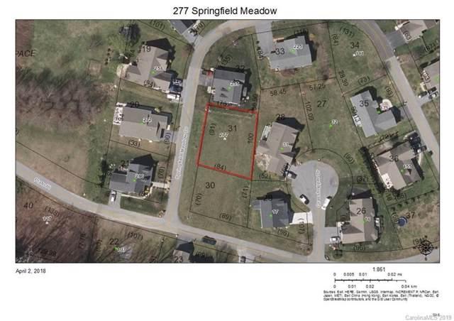 277 Springfield Meadow Drive, Etowah, NC 28729 (#3522244) :: MartinGroup Properties
