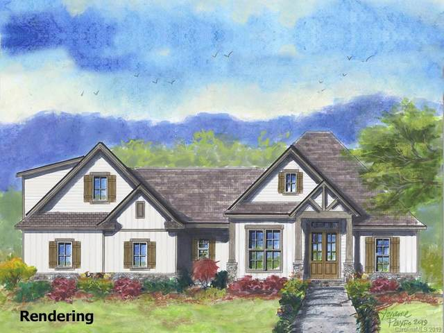 Lot 19 Pisgah Ridge Trail, Mills River, NC 28759 (MLS #3529907) :: RE/MAX Journey