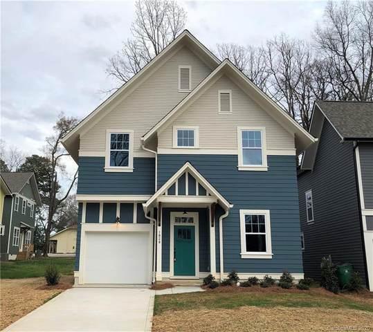 1828 Dallas Avenue Lot 2, Charlotte, NC 28205 (#3530627) :: LePage Johnson Realty Group, LLC