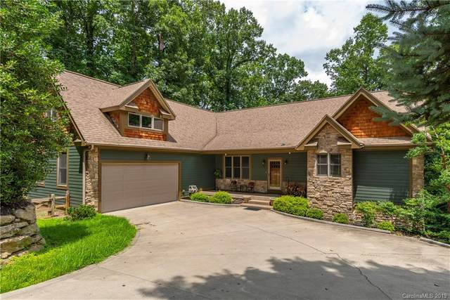 727 Greenwood Drive, Hendersonville, NC 28739 (#3532572) :: Keller Williams Professionals