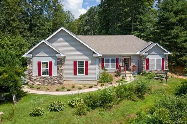 496 Rosalie Lane, Waynesville, NC 28785 (#3533870) :: Keller Williams Professionals