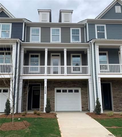 2326 Creekmere Lane Lot 67, Charlotte, NC 28262 (#3535854) :: Homes Charlotte