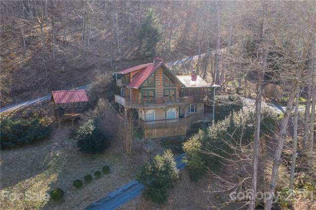 116 Cracker Trail, Clyde, NC 28721 (#3537337) :: Keller Williams Professionals