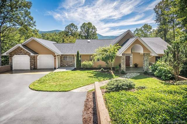 56 Oxbow Crossing, Weaverville, NC 28787 (#3538615) :: MartinGroup Properties
