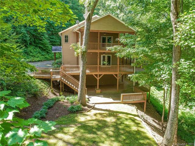 60 Countryside Estate, Barnardsville, NC 28709 (#3540842) :: DK Professionals Realty Lake Lure Inc.