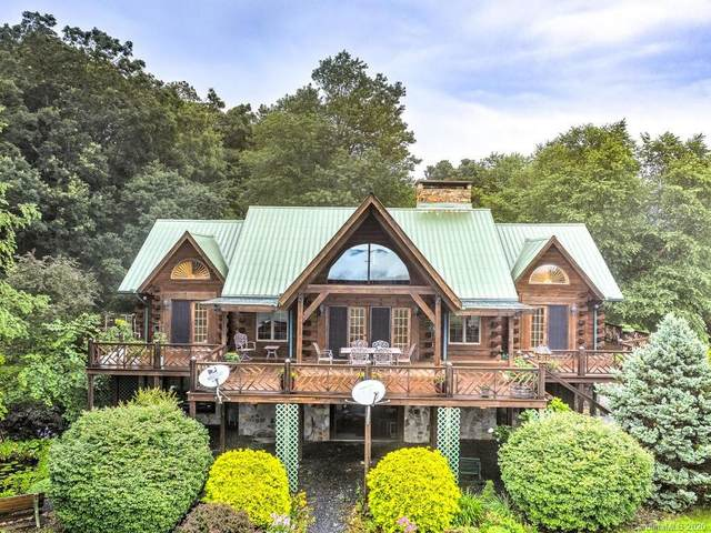 586 Firetower Road, Spruce Pine, NC 28777 (#3540888) :: Carlyle Properties