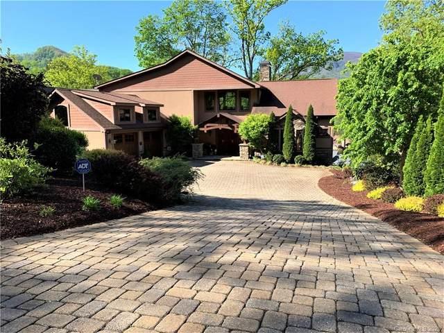 200 Chapel Point Road, Lake Lure, NC 28746 (#3542161) :: Robert Greene Real Estate, Inc.