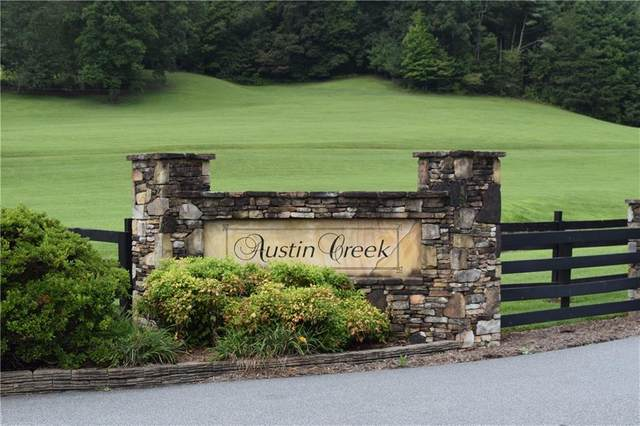 Lot 8 Altavista Way, Lenoir, NC 28645 (#3543269) :: The Allen Team