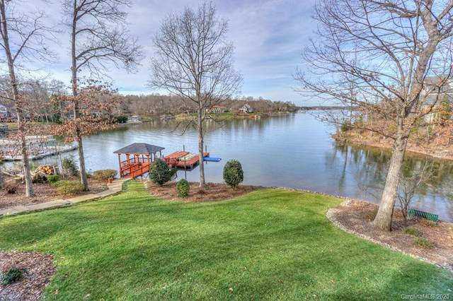 135 Long Cove Lane, Mooresville, NC 28117 (#3543450) :: LePage Johnson Realty Group, LLC