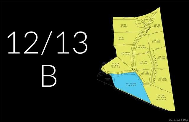 12/13B Keswick Drive 12/13B, Asheville, NC 28803 (#3543948) :: Robert Greene Real Estate, Inc.