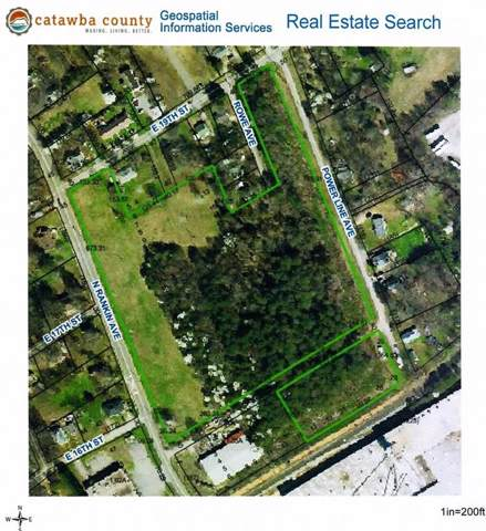 506 E 19th Street, Newton, NC 28658 (#3543954) :: Exit Realty Vistas