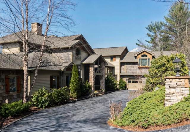 381 Round Top Mountain Road #52, Sapphire, NC 28774 (#3543962) :: High Performance Real Estate Advisors