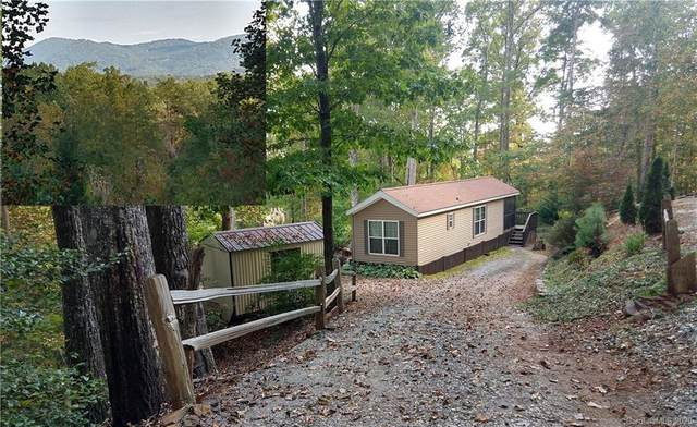 281 Ridgecrest Drive, Lake Lure, NC 28746 (#3544367) :: The Mitchell Team