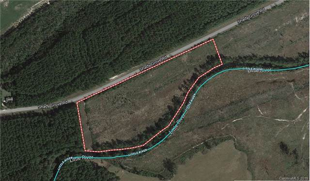 20 Acres Shady Grove Road, Spring Lake, NC 27526 (#3544486) :: Mossy Oak Properties Land and Luxury