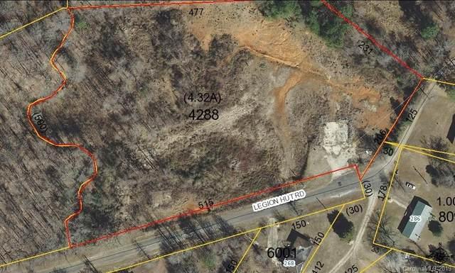 279 Legion Hut Road, Mocksville, NC 27028 (#3544560) :: BluAxis Realty
