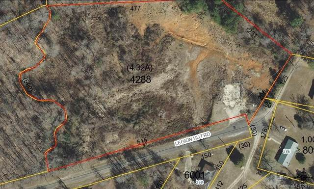 285 Legion Hut Road, Mocksville, NC 27028 (#3544861) :: Stephen Cooley Real Estate Group