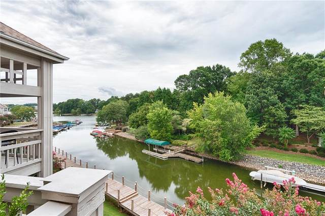 104 Pier 33 Drive #318, Mooresville, NC 28117 (#3545777) :: LePage Johnson Realty Group, LLC