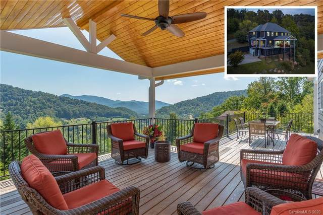 432 Whitfield Lane, Weaverville, NC 28787 (#3546589) :: Caulder Realty and Land Co.