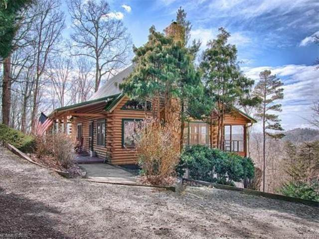 545 White Oak Mountain Road, Columbus, NC 28722 (#3546687) :: Carver Pressley, REALTORS®