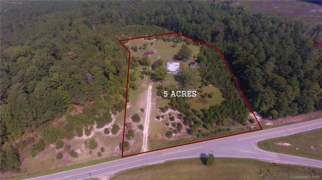 5824 Nc Hwy 145 Highway S, Morven, NC 28119 (#3547446) :: Robert Greene Real Estate, Inc.