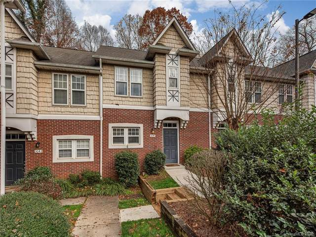 3047 Uxbridge Woods Court #155, Charlotte, NC 28205 (#3547619) :: MartinGroup Properties