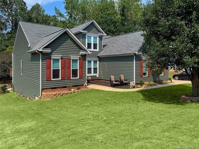 127 Flowering Grove Lane, Mooresville, NC 28115 (#3549835) :: Rinehart Realty