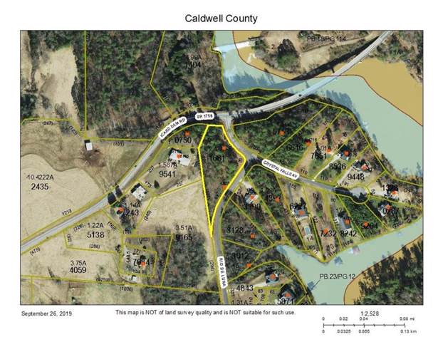 4707 Crystal Falls Avenue Lot#2, Hickory, NC 28601 (#3553259) :: Stephen Cooley Real Estate Group