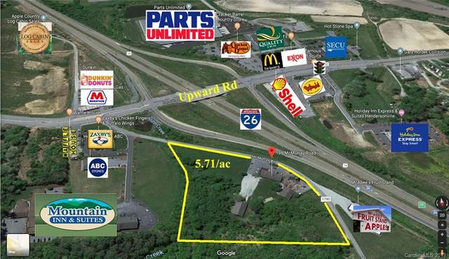 196 Mcmurray Road, Flat Rock, NC 28731 (#3553489) :: BluAxis Realty