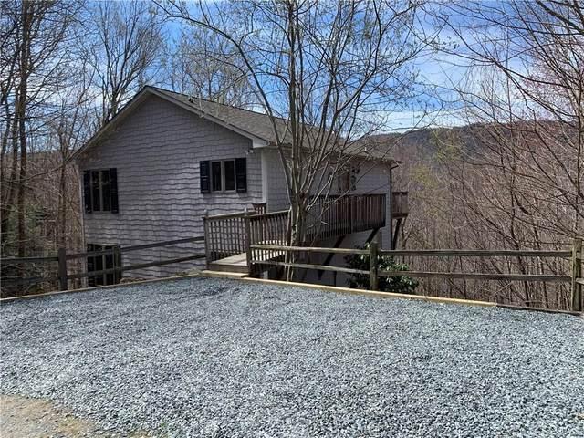 131 Lower Grouse Ridge Ridge, Beech Mountain, NC 28604 (#3554155) :: Rinehart Realty