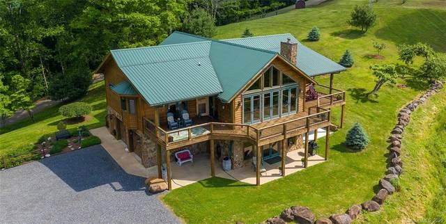 2024 Sweet Creek Road, Bakersville, NC 28705 (#3554833) :: Charlotte Home Experts