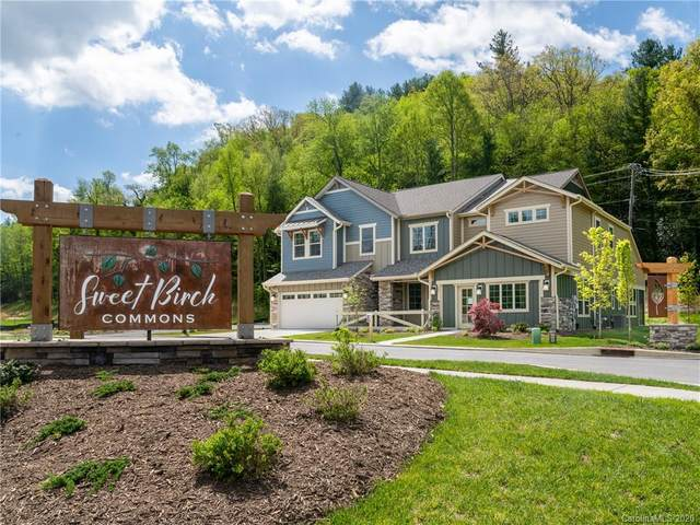 TBD Sweet Birch Park Lane, Black Mountain, NC 28711 (#3556131) :: Ann Rudd Group