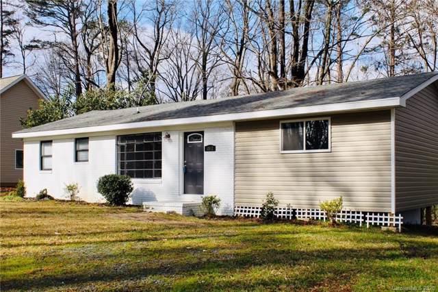 4543 Hershey Street B, Charlotte, NC 28213 (#3556243) :: Rinehart Realty