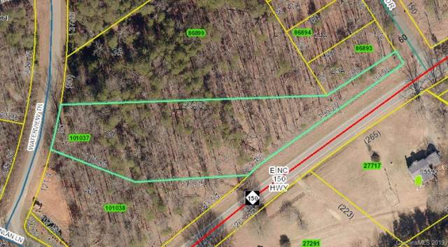 Lot 39 Waterview Trail, Lincolnton, NC 28092 (#3556856) :: Exit Realty Vistas