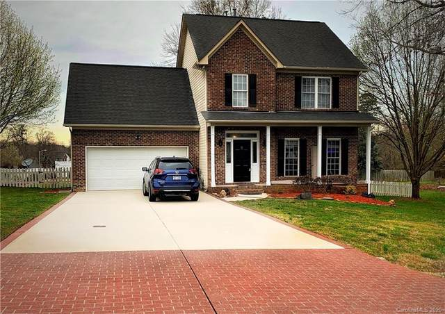1101 Sunnyfield Court, Dallas, NC 28034 (#3558399) :: Zanthia Hastings Team