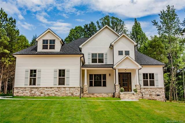 163 Hidden Meadows Drive #5, Mooresville, NC 28117 (#3559378) :: MartinGroup Properties