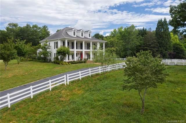 56 Fair Oaks Estate, Fletcher, NC 28732 (#3561907) :: BluAxis Realty