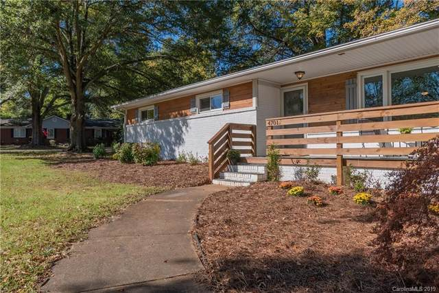 4701 Wedgewood Drive, Charlotte, NC 28210 (#3562636) :: Stephen Cooley Real Estate Group