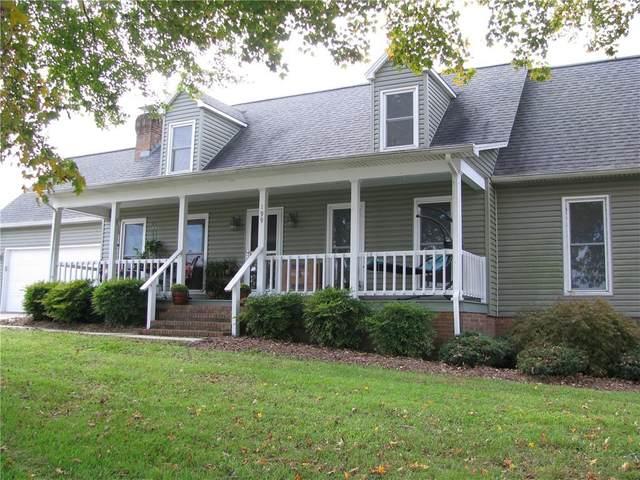 199 Lakeshore Lane, Taylorsville, NC 28681 (#3562968) :: Rinehart Realty