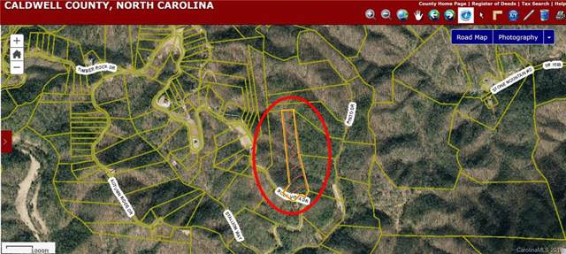 Map 15 Lot 33 Roca Vista Drive #33, Lenoir, NC 28645 (#3564629) :: Caulder Realty and Land Co.