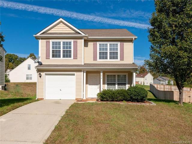 1414 Quail Street, Charlotte, NC 28214 (#3565498) :: Rinehart Realty