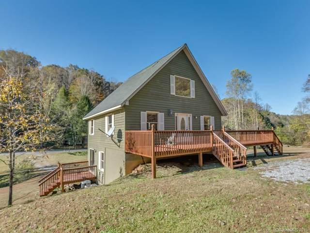 237 Island Creek Road, Lake Lure, NC 28746 (#3566679) :: Keller Williams Professionals