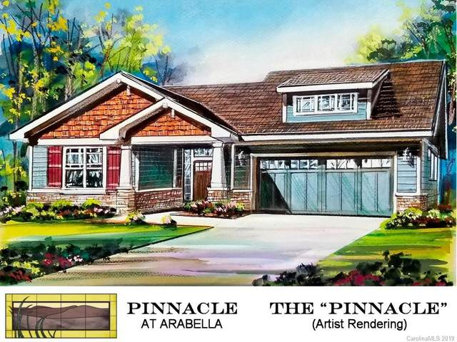 7 Craftsman Overlook Ridge, Arden, NC 28704 (#3567809) :: High Performance Real Estate Advisors