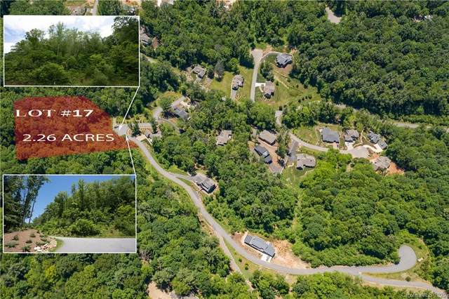 17 Franklin Trace Drive #17, Asheville, NC 28804 (#3568348) :: Stephen Cooley Real Estate Group