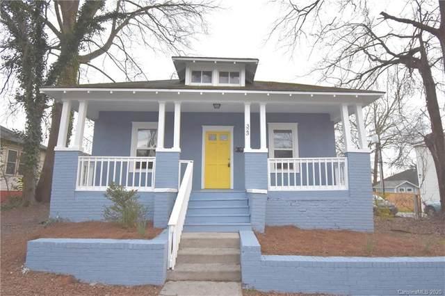 323 Katonah Avenue, Charlotte, NC 28208 (#3569022) :: Stephen Cooley Real Estate Group