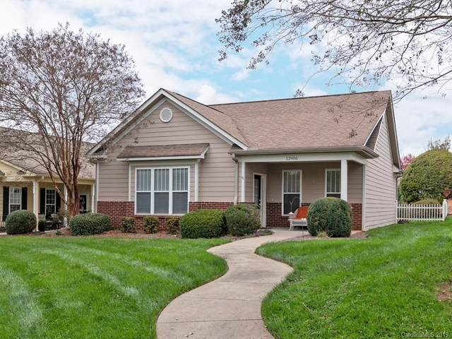 12906 Park Crescent Circle, Pineville, NC 28134 (#3569401) :: MartinGroup Properties